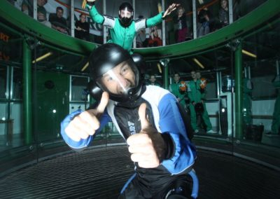 Aerokart Simulateur de chute libre