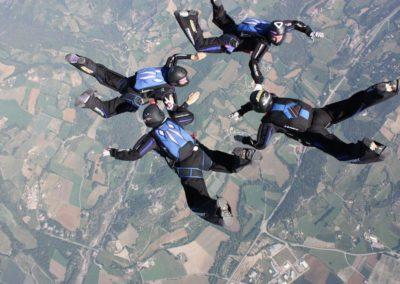 Equipe de France de Vol Relatif